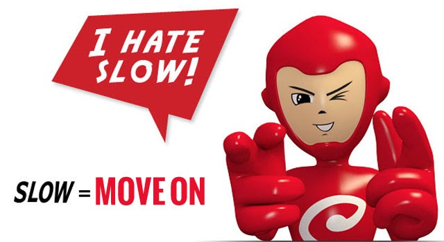 Smartfren I Hate Slow