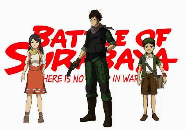Battle-Of-Surabaya