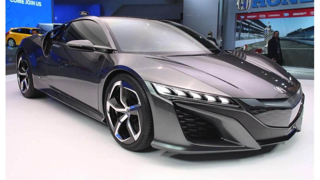 Honda Acura NSX by YouTube.com