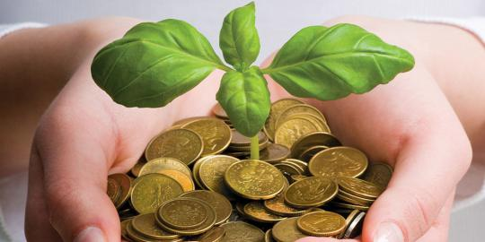 Menabung saja tidak cukup. Perlu investasi aman untuk menjamin masa depan. Sumber foto: usahainvestasi.com