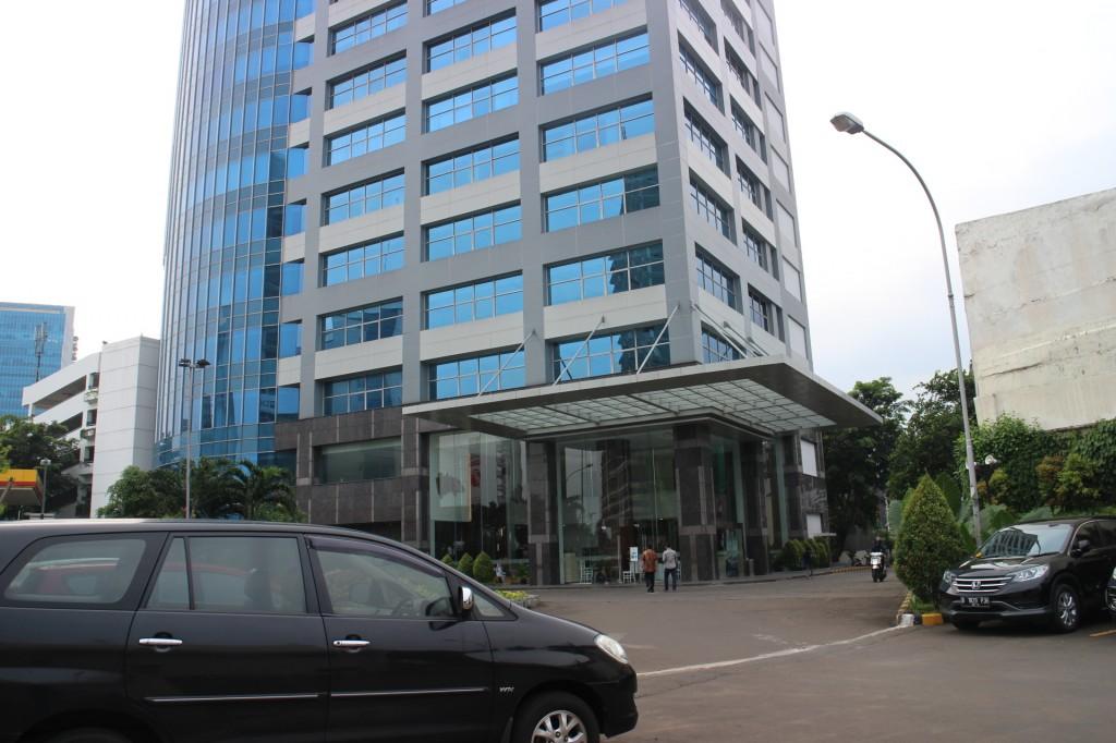 Gedung Synthesis Square di Jalan Gatot Subroto, Jakarta. Foto: Dok. pri