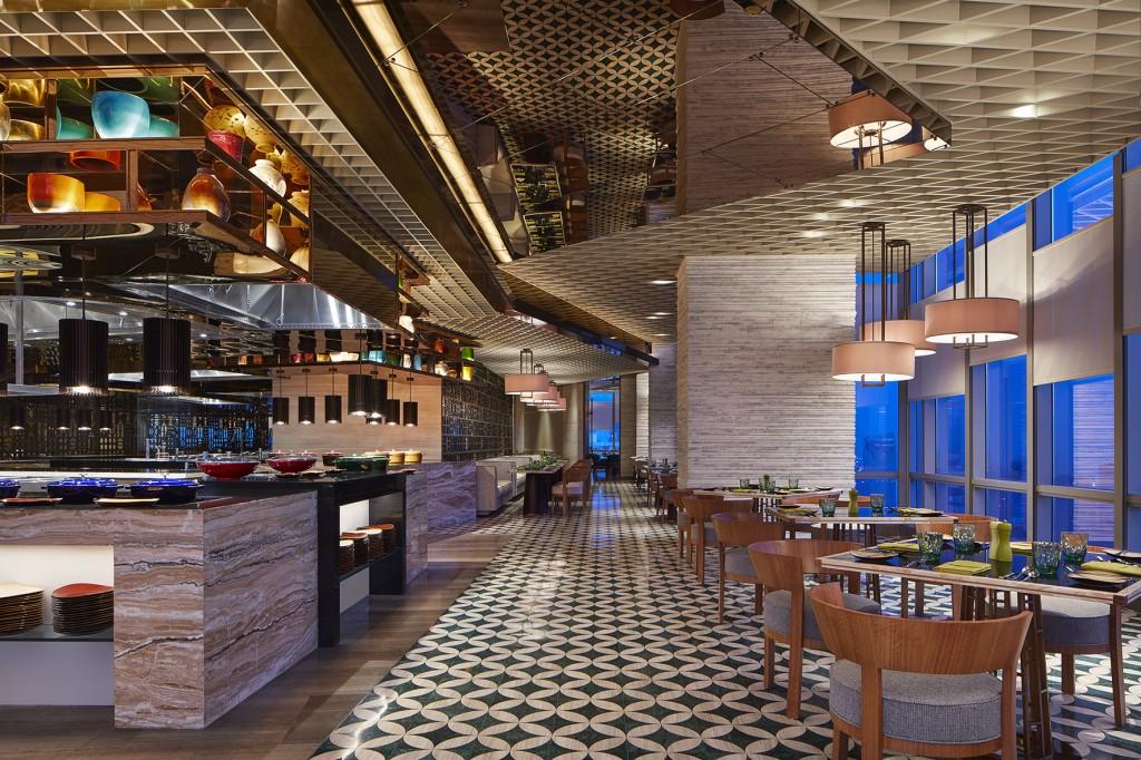 Suasana restoran Seasonal Taste di Westin Hotel Jakarta. Sumber: dok Westin