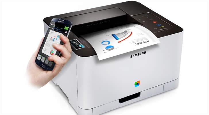Samsung Printer Xpress C410-460 Series. Sumber foto: usabilitygeek.com