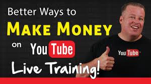 Make money on YouTube. Sumber: YouTube
