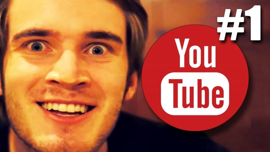 Pew Die Pie. Sumber foto: YouTube
