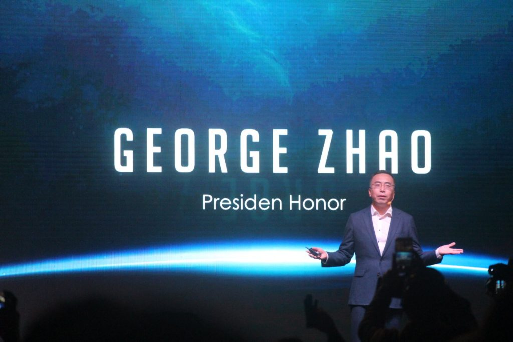 Presiden Honor George Zhao