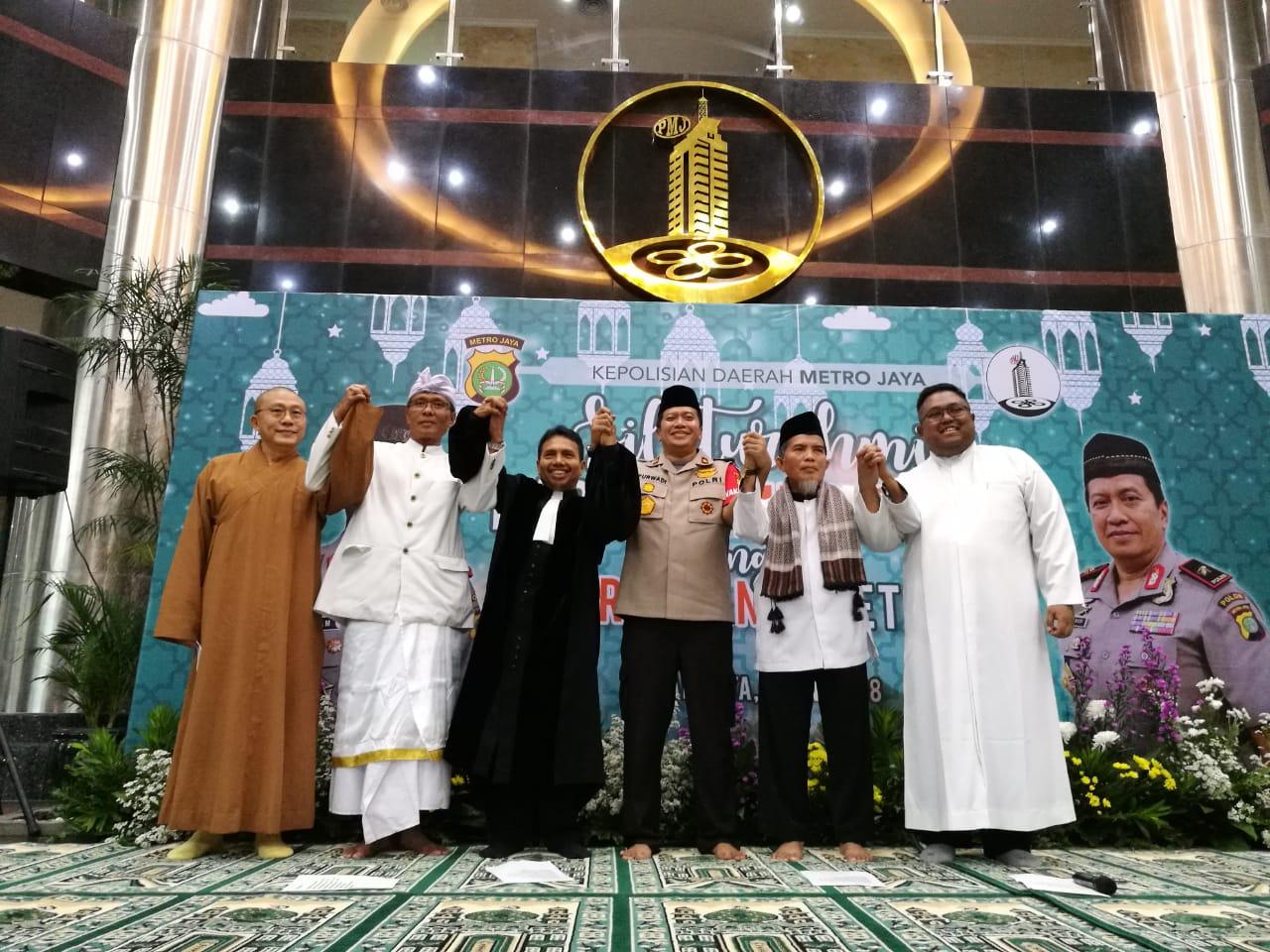 Kapolda, Polda Metro Jaya, HormatiPerbedaan, Toleransi, Media, Media Massa