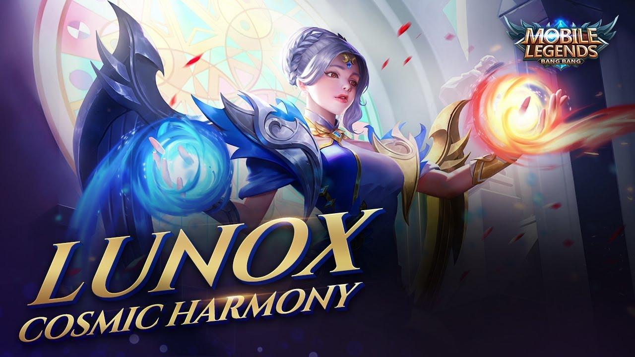 Lunox – Cosmic Harmony