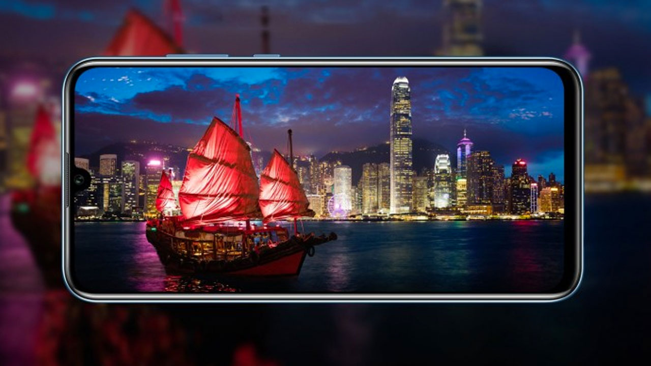 Honor 10 Lite, Huawei, ponsel
