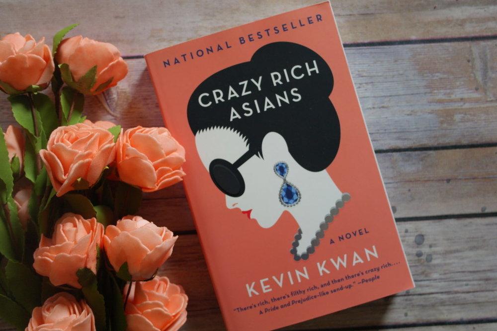 buku, ilotte, crazy rich asian, e-commerce, kinokuniya
