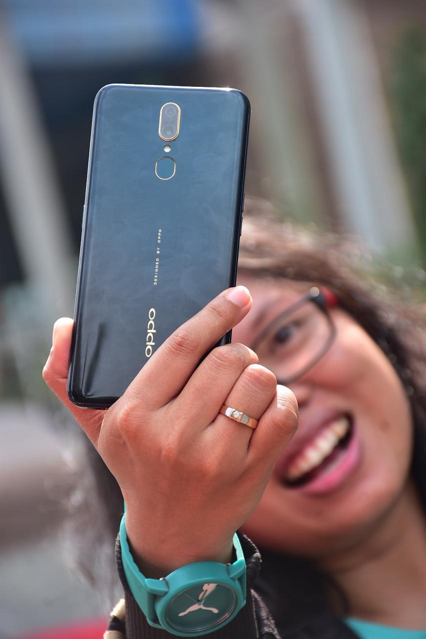 OPPO F11, ponsel, OPPO, smartphone