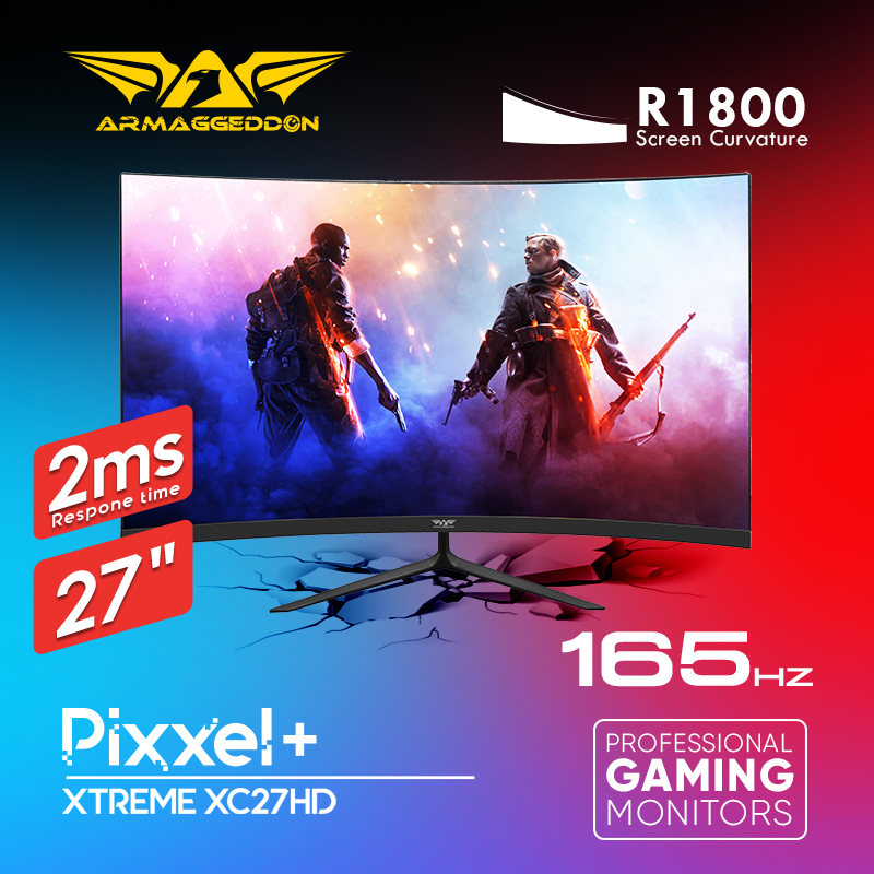 Armaggeddon, monitor gaming, pc gaming, edit foto, edit video, Monitor EFX27UHD, EFX27UHD Switx, Pixxel+ Xtreme XC39HD, Pixxel+ Xtreme XC32HD, Pixxel+ Xtreme XC27HD, Pixxel+ Pro PF24HD, Pixxel+ Pro PF22HD, Pixxel+ Pro PC27HD